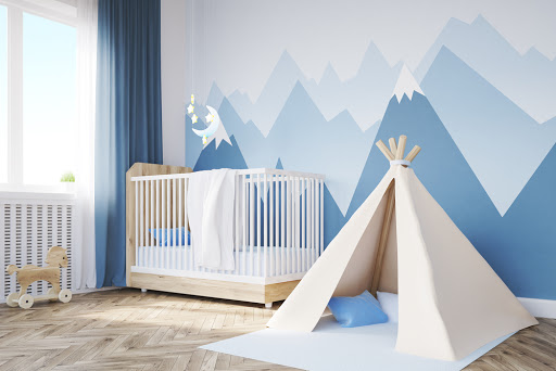 Comment éclairer une chambre de bébé