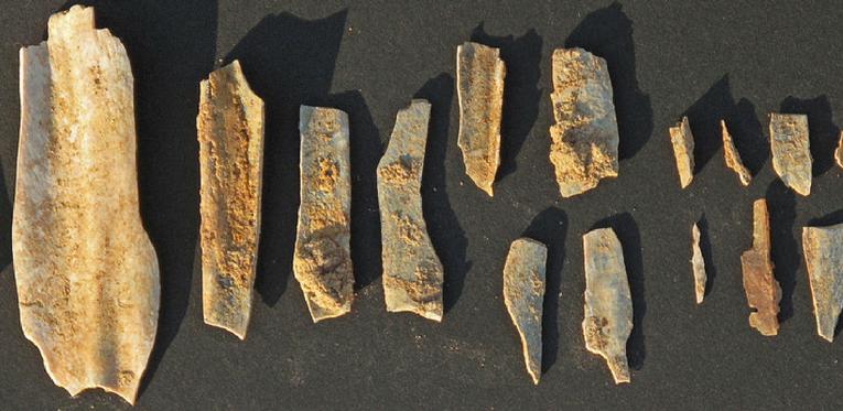 Des outils en pierre trouvés en Chine pourraient être la plus ancienne preuve de la vie humaine